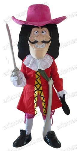 Pirate Captain Hook Costume