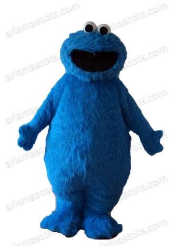 Cookie Monster mascot costume Deguisement Mascotte Custom Mascots
