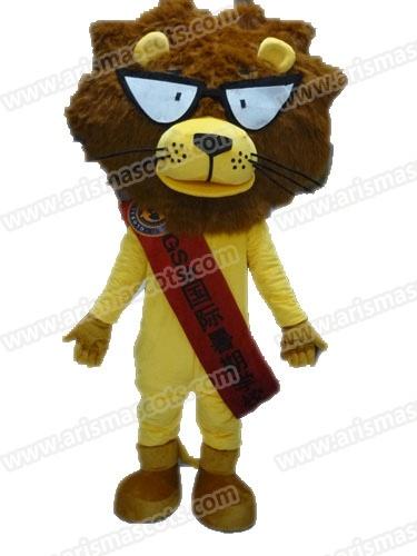 c416647fc lion mascot costume Custom Team Mascots Sports Mascot Costume ...