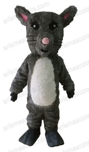 Possum mascot costume