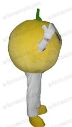 Lemon Mascot Costume