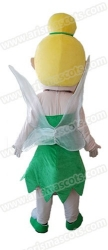 Tinkerbell Mascot Suit