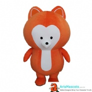 Inflatable Fox Costume