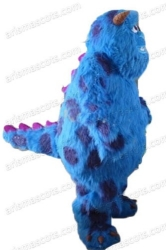 Sully Monster mascot costume