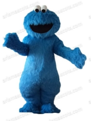 Cookie Monster mascot