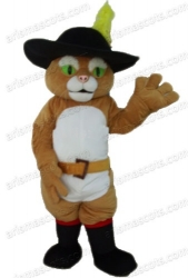 Puss In Boots Mascot