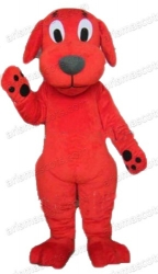 Clifford Dog Mascot