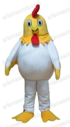 Chicken mascot costume