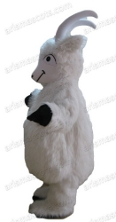 Sheep Mascot Costume