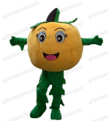 Halloween Pumpkin Mascot Costume