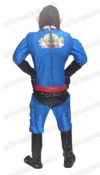 Superhero Mascot Costume